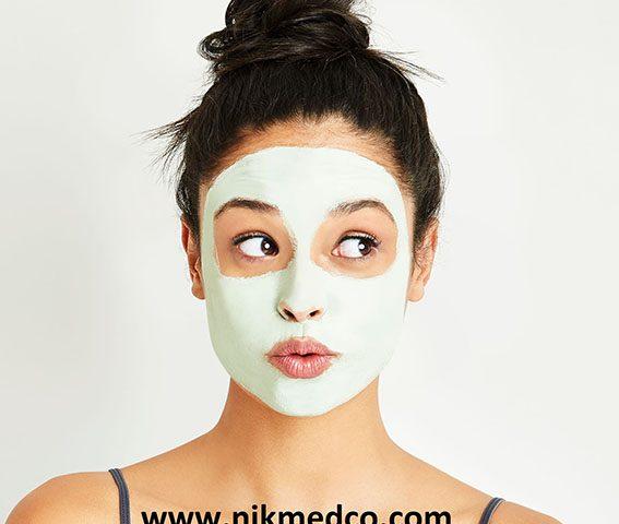 ماسک طبیعی - فرمول ماسک خانگی