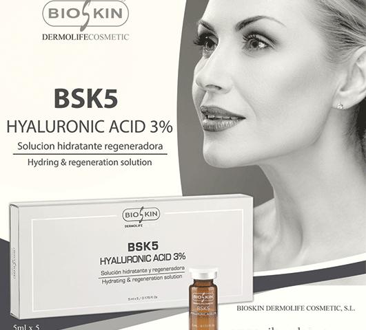 مزو اسید هیالورونیک - hyaluronic acid meso